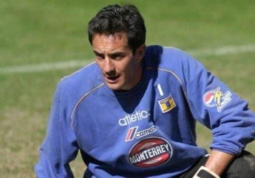 Gustavo Campagnuolo vistió la camiseta del Valencia CF en la temporada 97/98