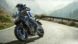 Yamaha Tracer 700 de 2020