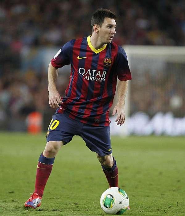 Leo Messi. Foto: Agencias