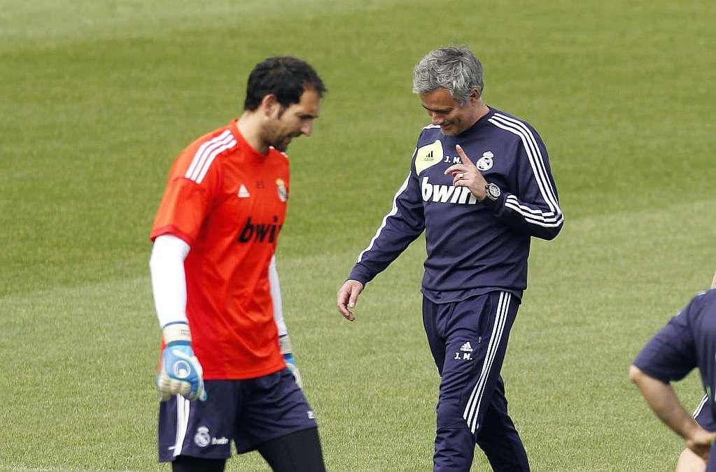 Mourinho quiere a Diego López.