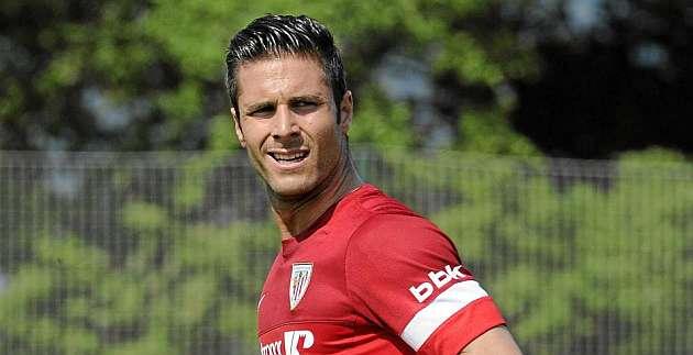 Kike Sola, jugador del Athletic / Agencias