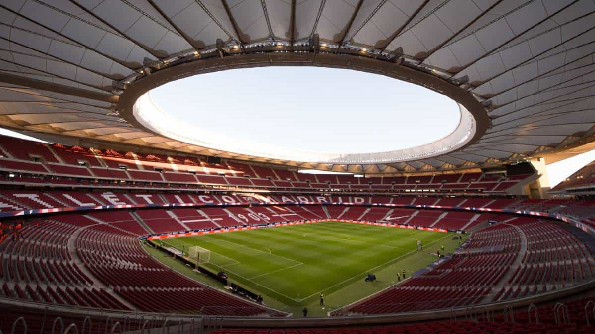 Atletico Wanda Metropolitano