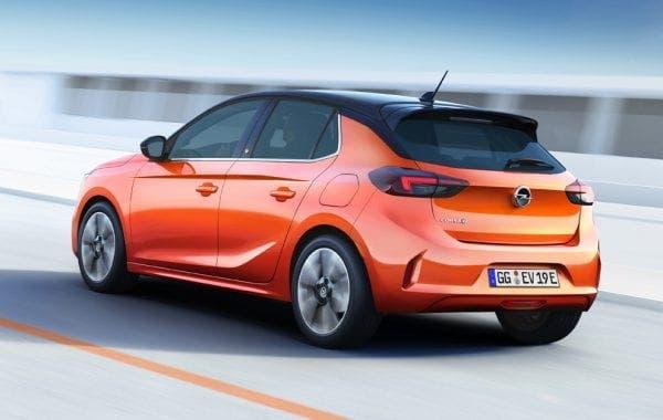 Coche multiusos el nuevo Opel Corsa 2021 (novedades)