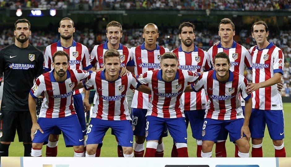El Equipo Colchonero sería el más afectado por la posible sanción de la FIFA. Agencia