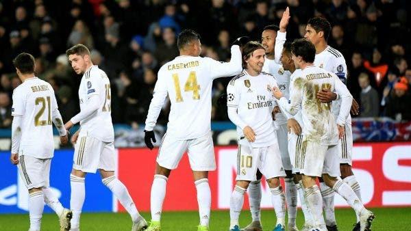 Jugadores Real Madrid