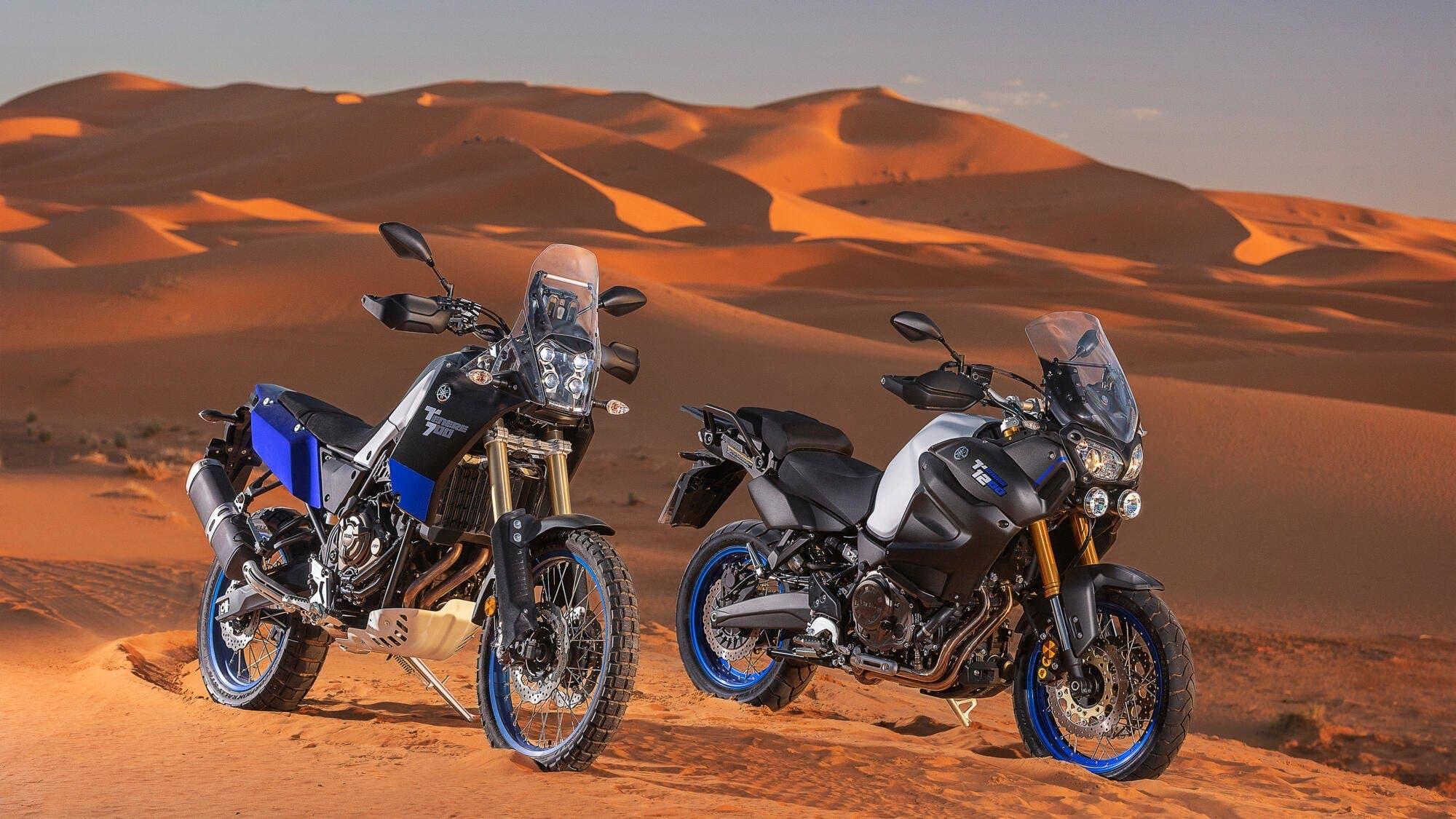 Yamaha Ténéré 2021