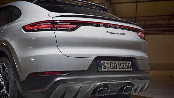 Porsche Cayenne Coupe GTS 2021