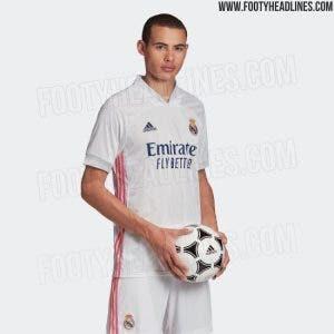 Camiseta Real Madrid 2021