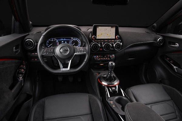 Interior Nissan Juke