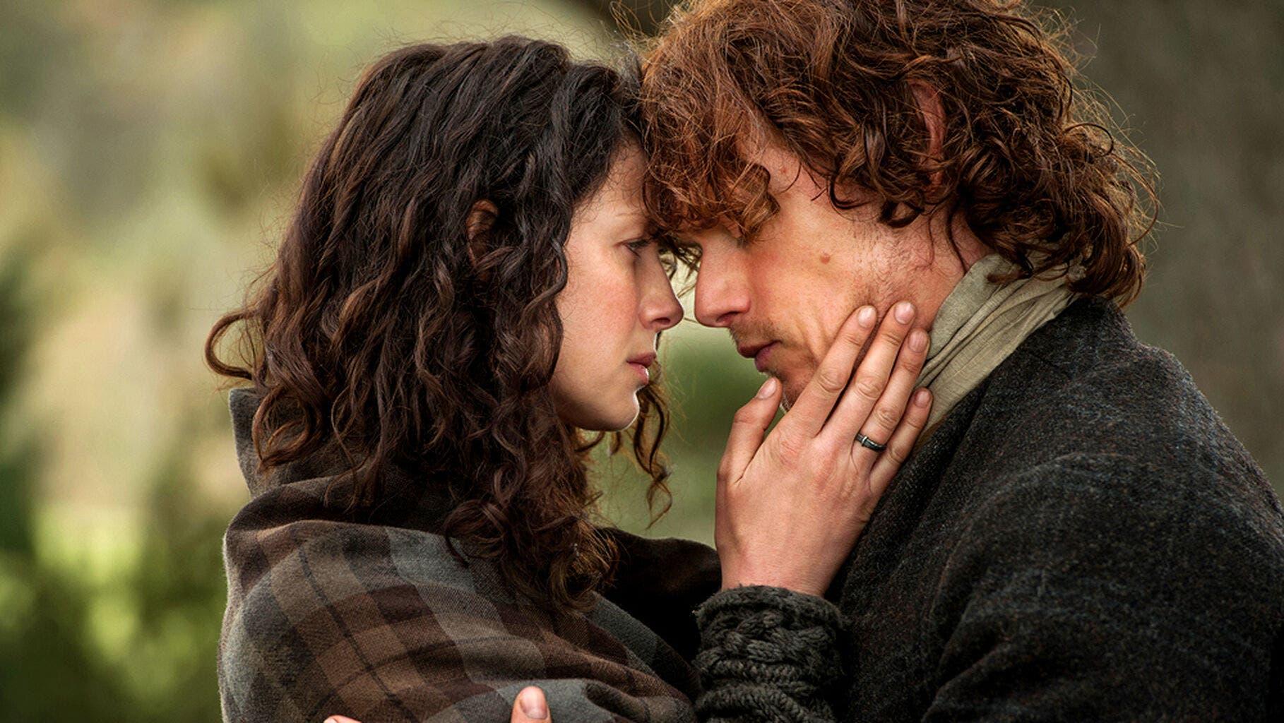 Outlander Claire y Jamie