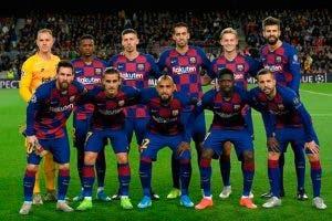 Triple sacrificio del FC Barcelona en trueque aparatoso con el Tottenham