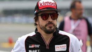 McLaren deja claro a Fernando Alonso su papel en la escudería