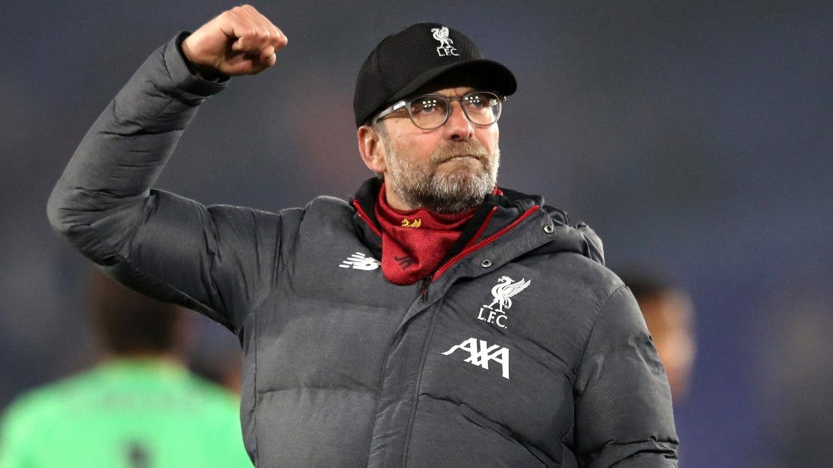 Klopp Athletic