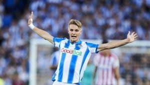 Odegaard frena en seco al Real Madrid en fichaje chollo