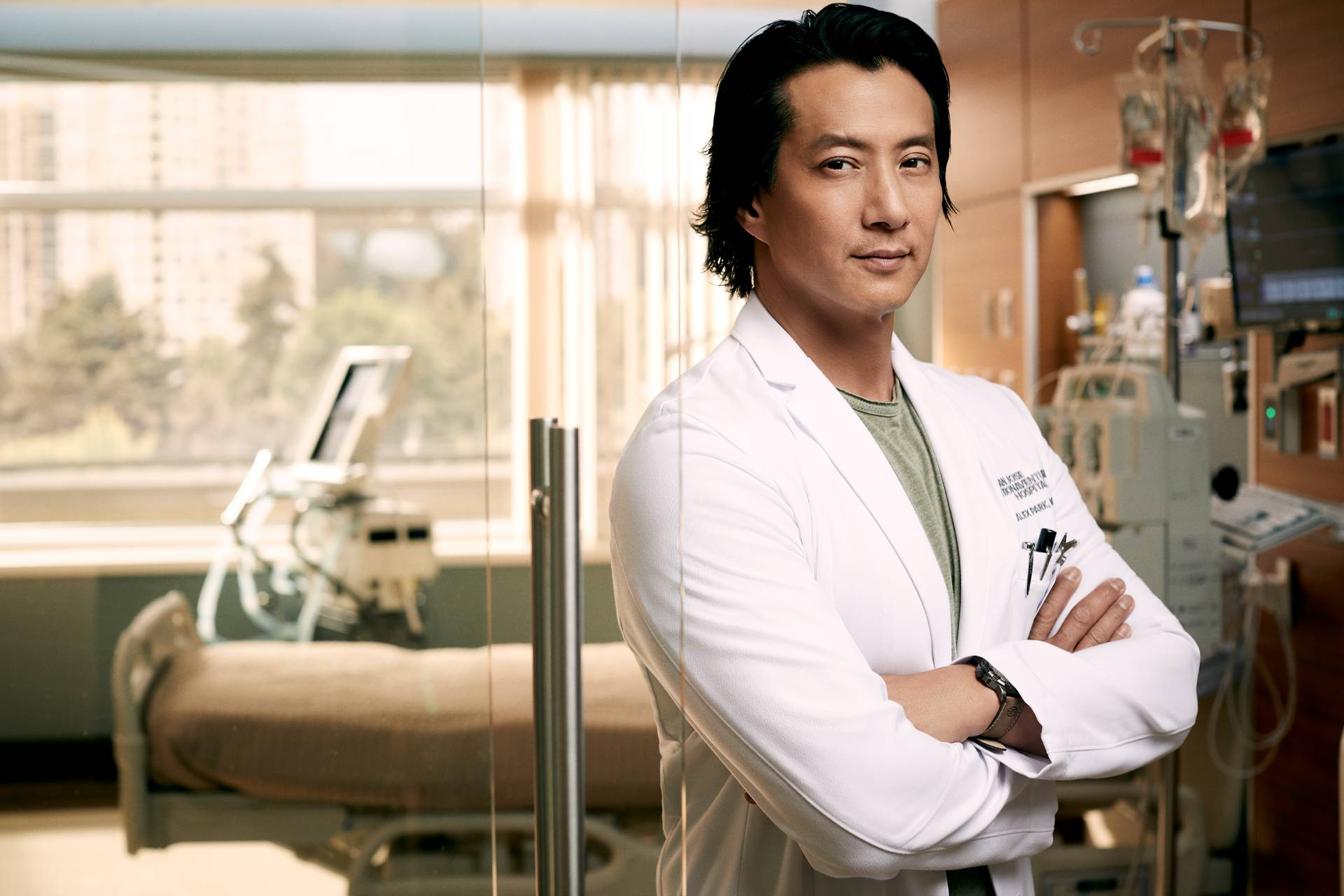 Dr Park The Good Doctor