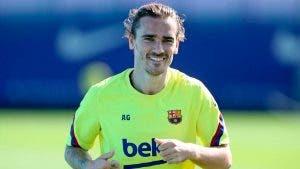 Entrenador del FC Barcelona fulmina a Griezmann antes del clásico