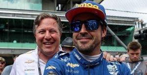 Renault F1 frena en seco euforia de Fernando Alonso para 2021
