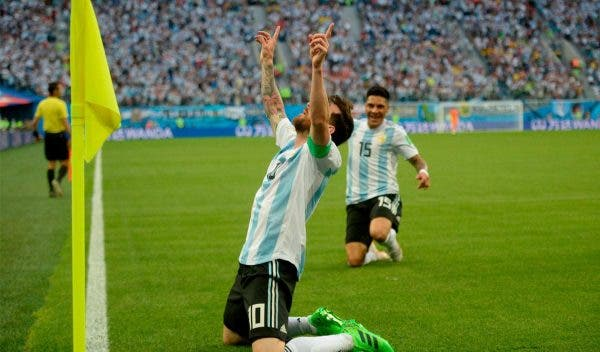 Messi Argentina
