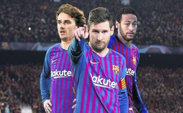 Messi manda