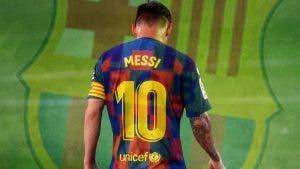 Messi se queda en el FC Barcelona si se cumple una condición