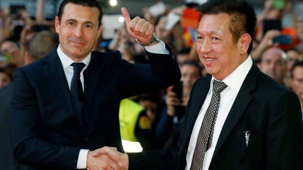 El Valencia no puede pagar los salarios de su plantilla