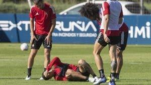 Goleador ex del FC Barcelona relevo de Osasuna a Chimy Ávila
