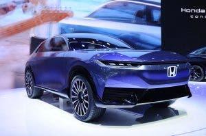 Revolucionario Honda SUV e-Concept despunta con coche 100% eléctrico