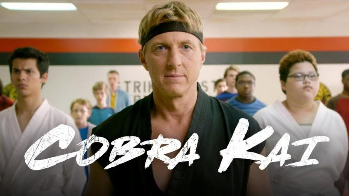 Cobra Kai Johnny Lawrence