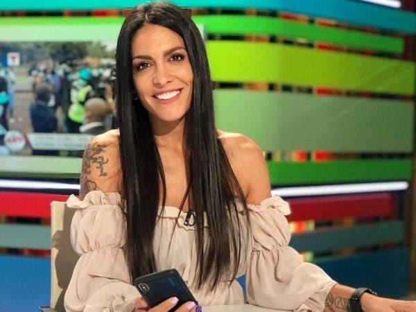 Lorena Castell camisa