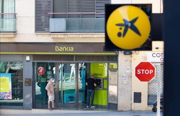 Caixabank y Bankia