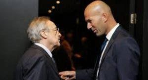 Zidane y Floren