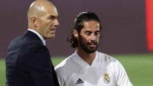 """Movistar+ 'caza' a Isco hablando de Zidane: """"Si me tiene que meter, me mete en el 80..."""""""