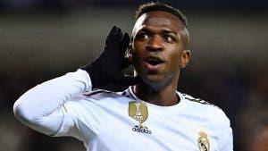 Vini JR Real Madrid