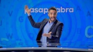 Pasapalabra encumbra a Roberto Leal como el mejor presentador de la televisión