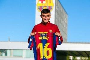 Patrimonio y salario de Pedri en el FC Barcelona