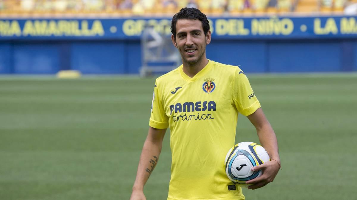 Dani Parejo Villarreal