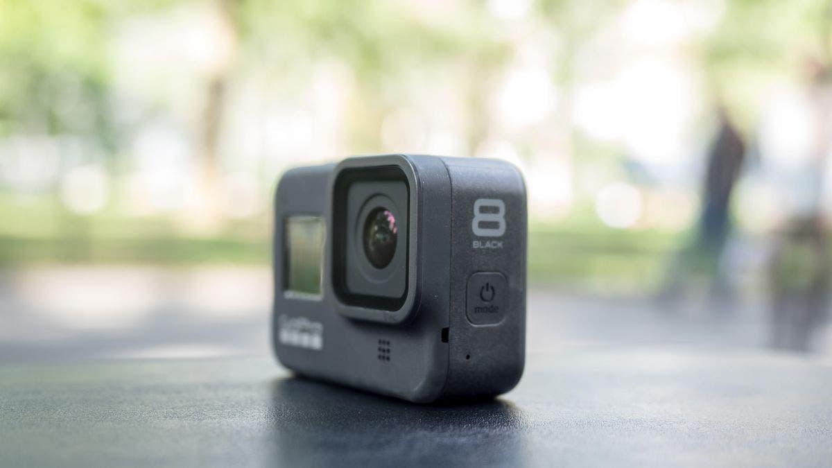 GoPro Hero 8 en Amazon