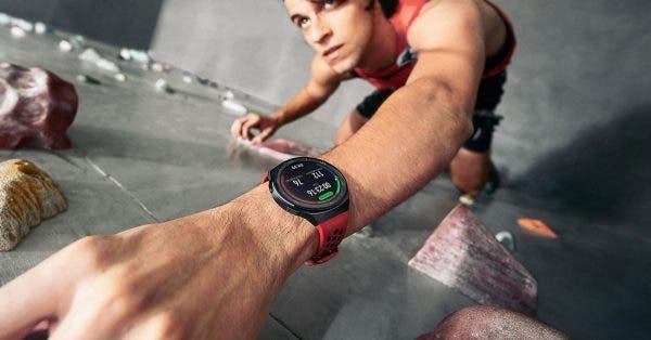 Huawei watch gt2e sport