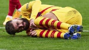 Piqué no volverá a jugar con Messi