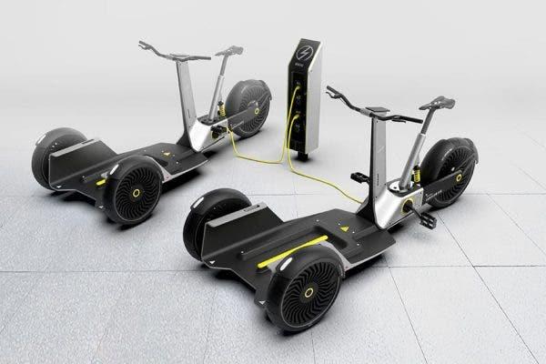 Lidl impulsa el nuevo Pod, vehículo eléctrico