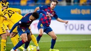 Explosión de Mingueza en el FC Barcelona catapulta fichaje al Betis