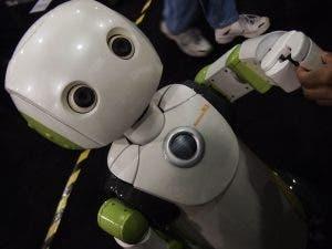Robot anti Covid-19