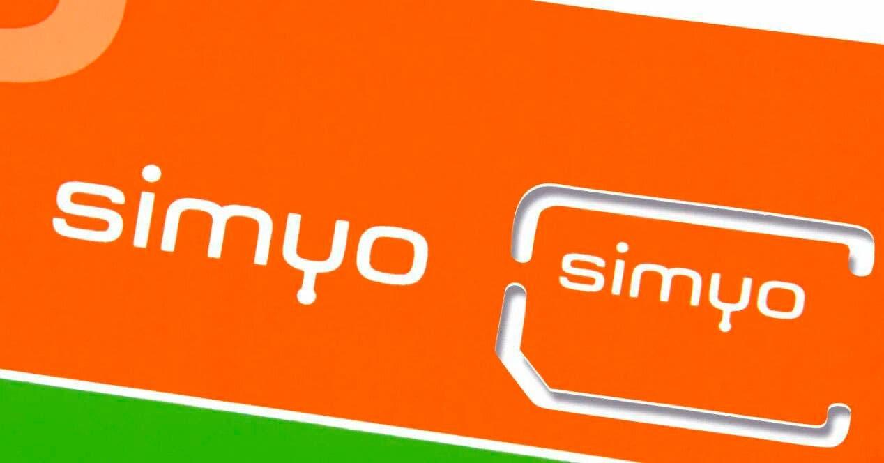 Simyo y sus nuevas tarifas