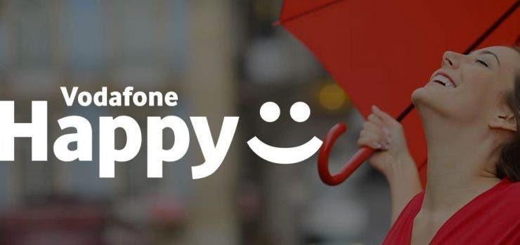 Vodafone Happy