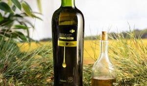 Aceite de oliva Carrefour