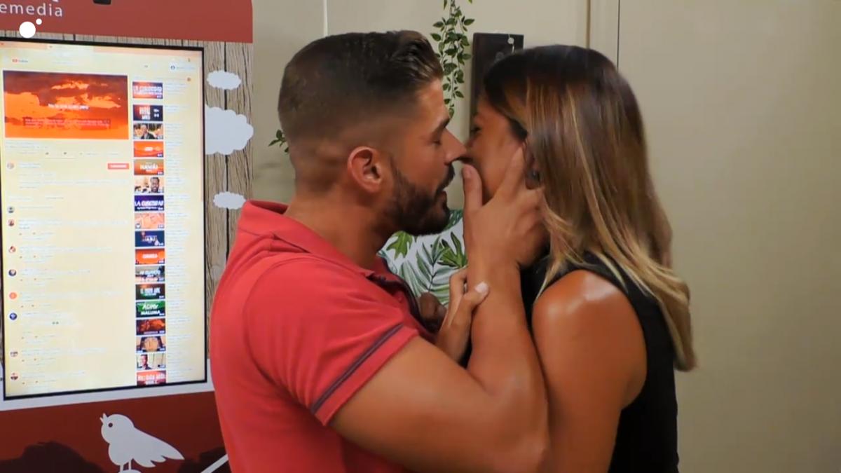 Alberto y Miriam First Dates