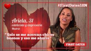Ariela First Dates