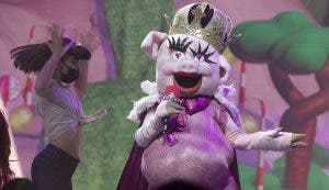 Máxima emoción en Mask Singer para conocer identidad de Cerdita
