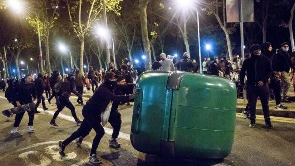 Protestas Barcelona