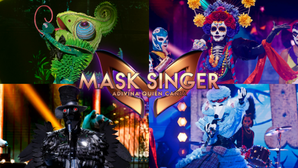 Cambios mask singer